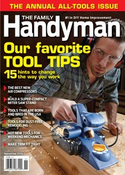 The Family Handyman November 2015 : Free Download, Borrow