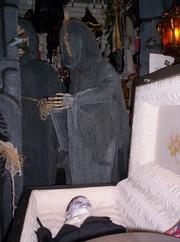 Dr. Eppo - Terrorize The Grim Reaper