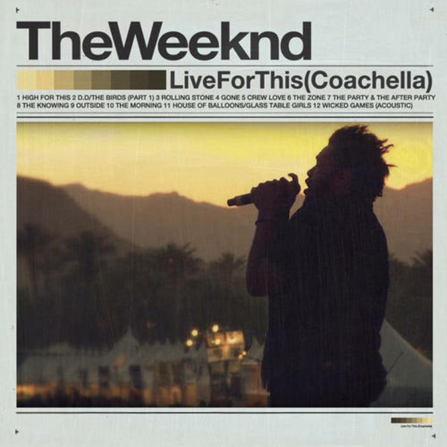 thursday mixtape the weeknd - 736×736