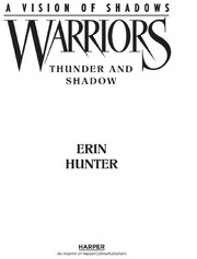 warriors thunder and shadow pdf