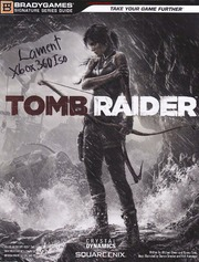 Tomb Raider BRADYGAMES Official Strategy Guide