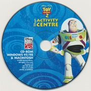 toy story 2 activity center 1999