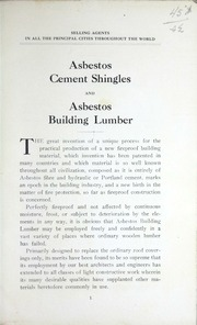 Gold bond asbestos cement products national gypsum co for Philip carey asbestos