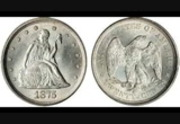 Twenty Cent Piece, Numismatic Video Series