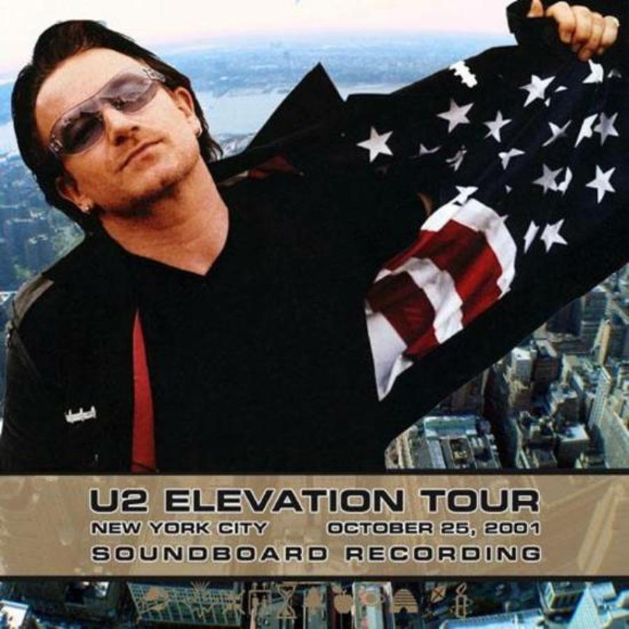 U2 Elevation Tour NYC - October 25, 2001 : Free Download