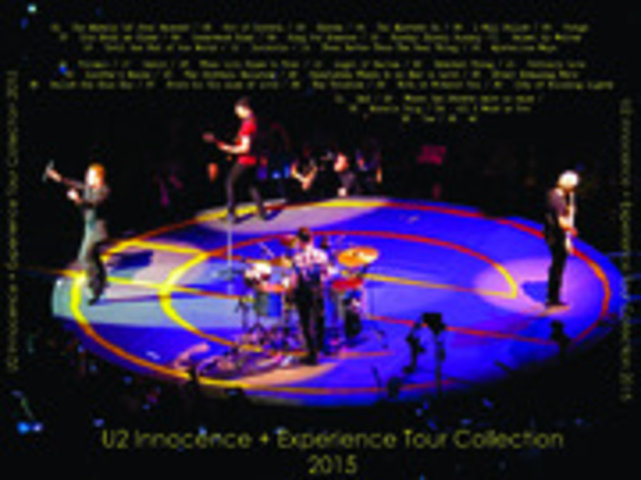 U2 Innocence + Experience Tour Collection : Free Download