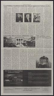 Vol 87, Iss. 8, 2013-10-31: Bullet (Fredericksburg, VA) (2013)