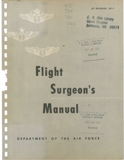 Us navy bureau of medicine and surgery office of medical history flight surgeons manual fandeluxe Choice Image