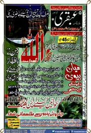 Internet Archive Search: Ubqari Magazine