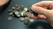 Unsearched Jar of Indian Head Pennies Flying Eagle, 2 Cents, More!!!