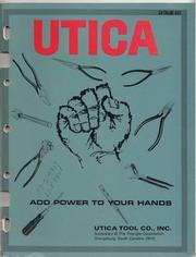 Utica Tool Catalog : Free Download, Borrow, and Streaming : Internet