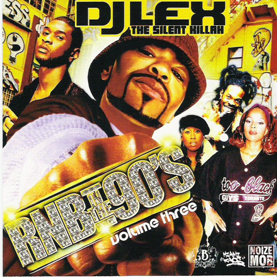 VA-DJ Lex-RnB In The 90s Vol  3-(Bootleg)-2006 : Free