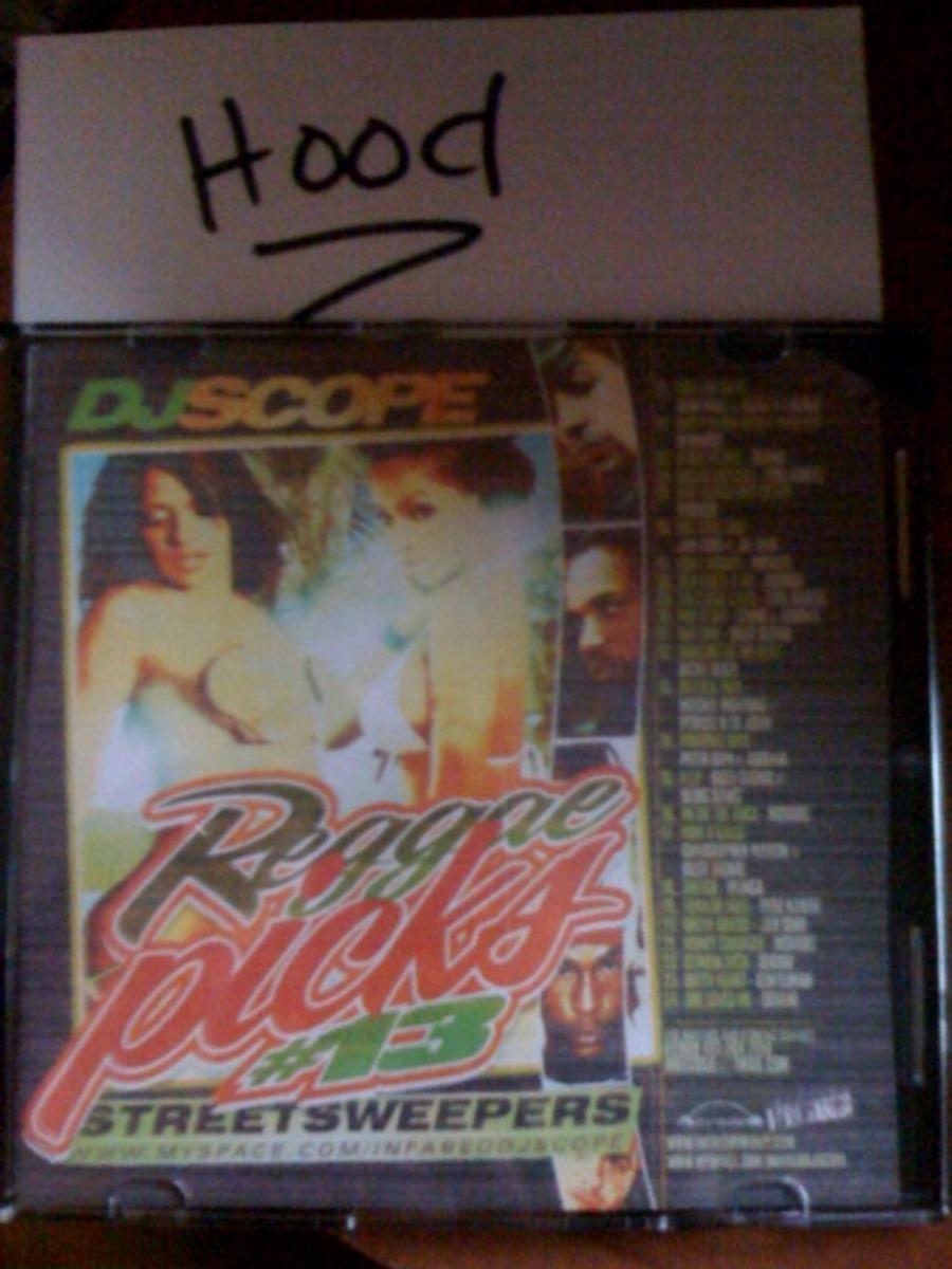 VA-DJ Scope-Reggae Picks 13-(Bootleg)-2008-HooD : Free