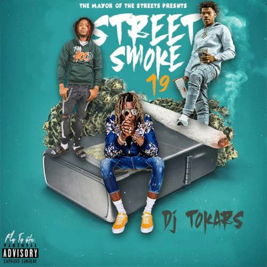 VA-DJ Tokars - Street Smoke 19-2019 : Free Download, Borrow, and