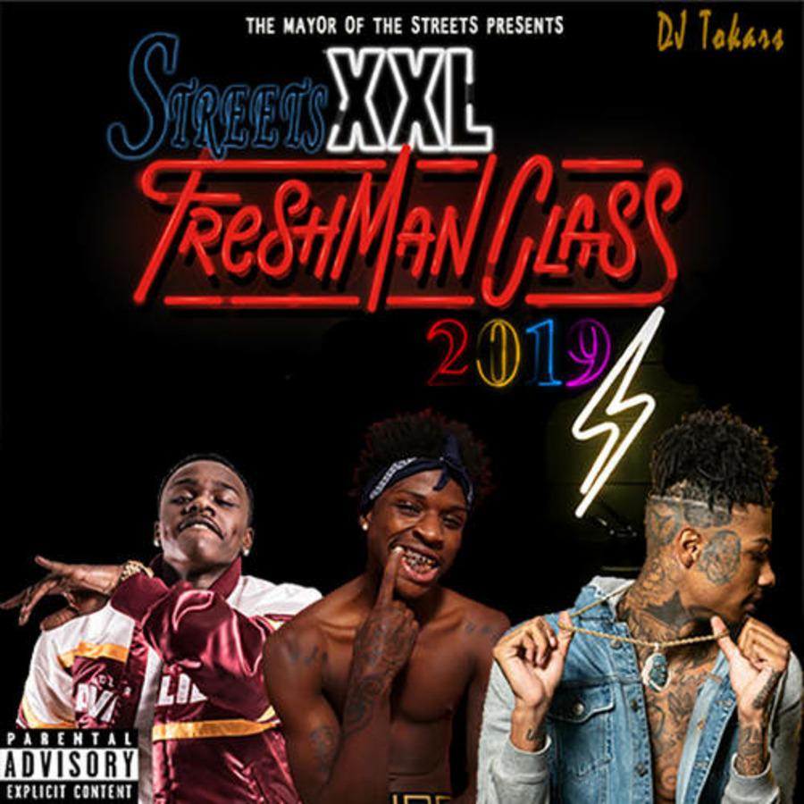 VA-DJ Tokars - Streets Freshman Class 2019-2019 : Free