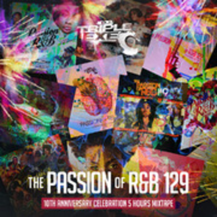 f479f8723643be VA-DJ Triple Exe-The Passion Of R B 129   Free Download