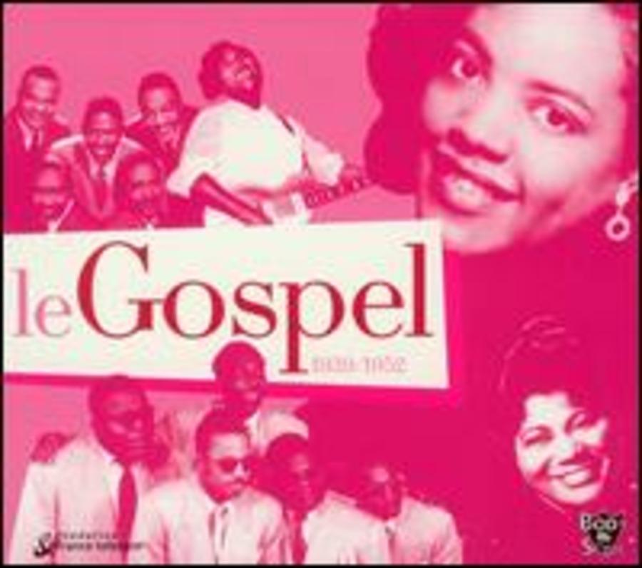 VA - Le Gospel 1939-1952 CD1 - Negro Spirituals, Precheurs : Free