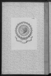 Katalog der Sammlung von Muenzen und Medaillen