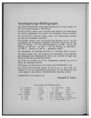 Versteigerungs-Katalog 81