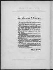Versteigerungs-Katalog 58
