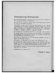 Versteigerungs-Katalog 69