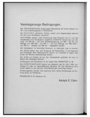 Versteigerungs-Katalog 70