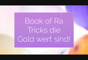 tricks von book of ra