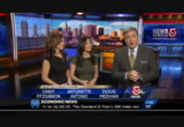 Newscenter 5 Eyeopener : WCVB : October 21, 2016 5:00am-6:00am EDT