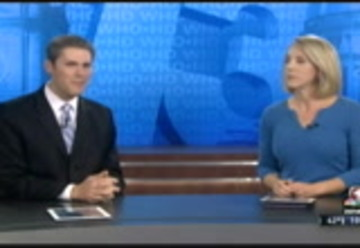 Channel 13 News at 10 : WHO : November 9, 2015 10:00pm-10:34pm CST