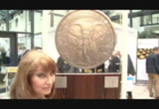 Largest Silver Coin in the World Features African Elephant.
