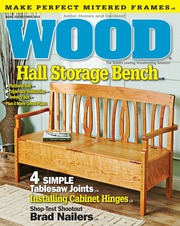 Better Homes U0026 Garden WOOD Magazine 2015 USA
