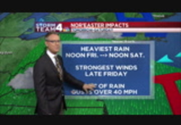 News4 Today at 5 : WRC : October 2, 2015 5:00am-6:01am EDT