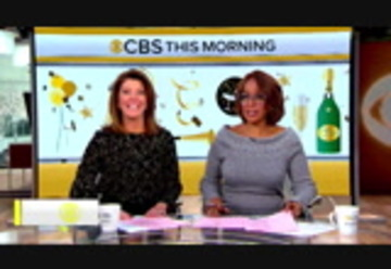 CBS This Morning : WUSA : January 1, 2018 7:00am-8:54am EST
