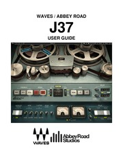 Waves: J37 Tape Owner's Manual : Free Download, Borrow, and