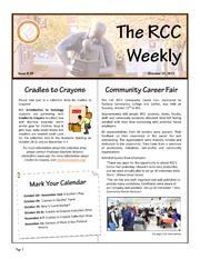 RCC Weekly