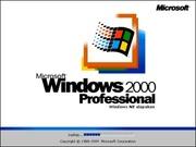 Windows 2000 Professional SP4 OEM (Hungarian)
