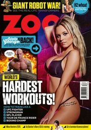 ZOO Weekly July 27, 2015 AU