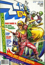 ZZap 64 Issue 036 1988 Apr