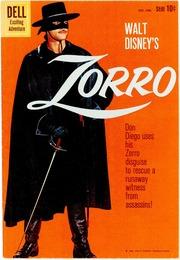Zorro Comics # 12