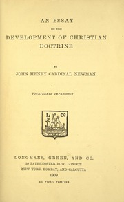 critical essays on john henry newman