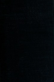 essays on miracles john henry newman Newman, john henry (1801–1890), cardinal of the holy roman church,  in  this year, too, he contributed his 'essay on miracles' to the.