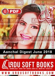 Aanchal Digest June 2018 : www urdusoftbooks com : Free Download