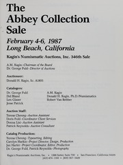 The Abbey Collection Sale