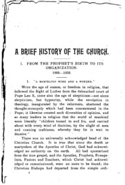 believing history latter-day saint essays This essay shows how the book of mormon's foundational raci(al)ist orthodoxy  autodeconstructs,  believing history: latter-day saint essays.