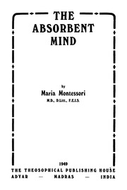 the absorbent mind audiobook