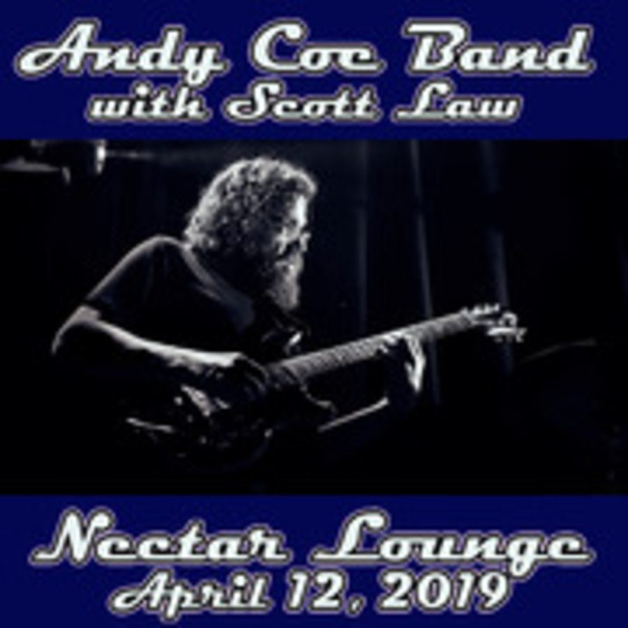 The Andy Coe Band Live at Nectar Lounge on 2019-04-12 : Free