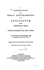 A dissertation on the seals and trumpets of the apocalypse