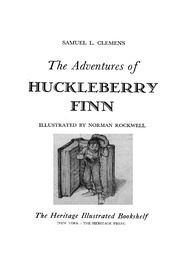 review on the adventures of huckleberry finn by samuel langhorne clemens