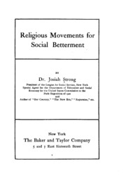american religious movements essay