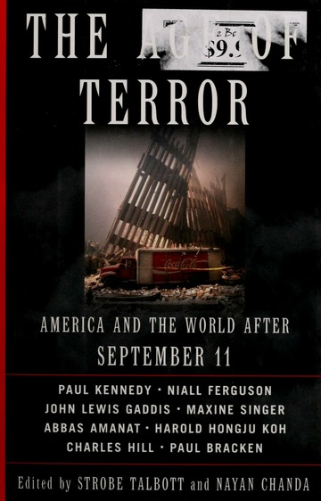 The age of terror : America and the world after September ...
